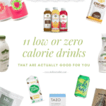 11 Low or Zero Calorie Drinks That Are Good For You