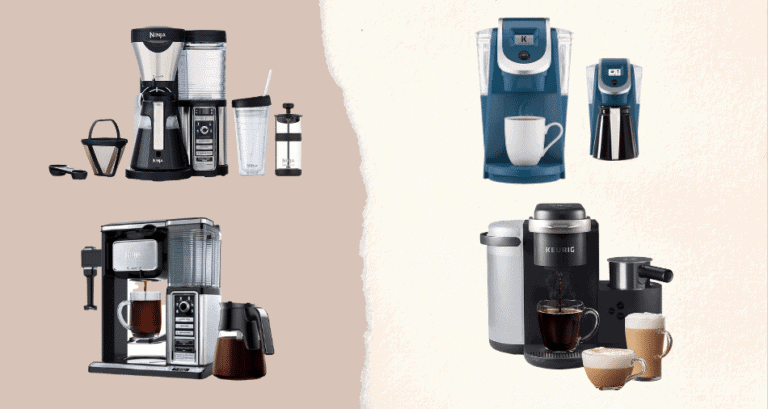 Ninja Coffee Bar vs Keurig – Which is The Best Coffee Maker for Work-At-Home Moms?