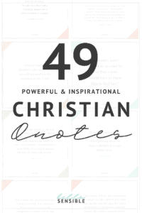 49 Powerful & Inspirational Christian Quotes For Women ...